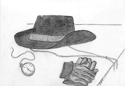 Pete Duel Heyes Hat